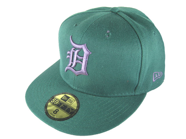 Detroit Tigers MLB Fitted Hat LX1